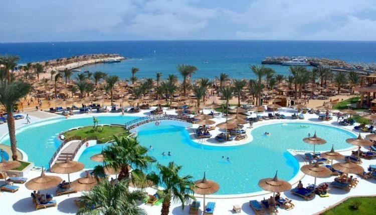 22°C Last-Minute Schnäppchen: 1 Woche Hurghada im 4* Hotel mit All Inclusive, Flug und Transfer ab 215€ ab München, Düsseldorf, Nürnberg