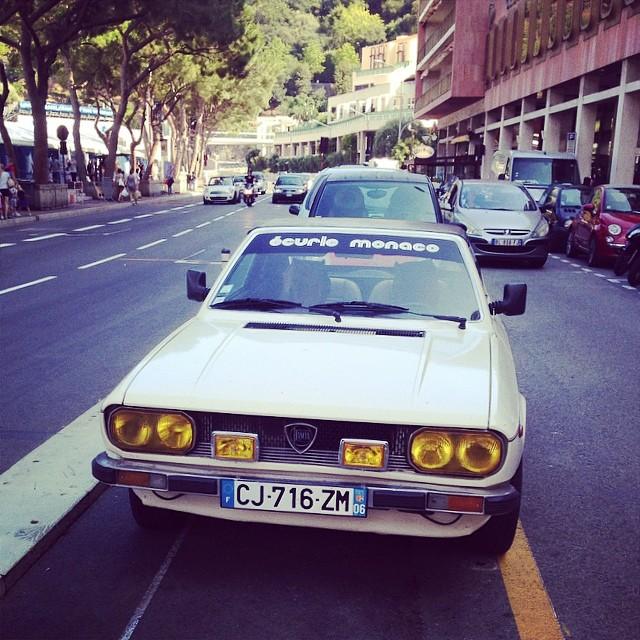Boxengasse Monte Carlo
