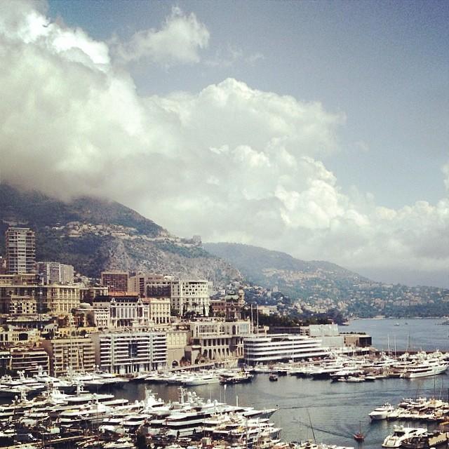 Hafen von Monte Carlo (Monaco)