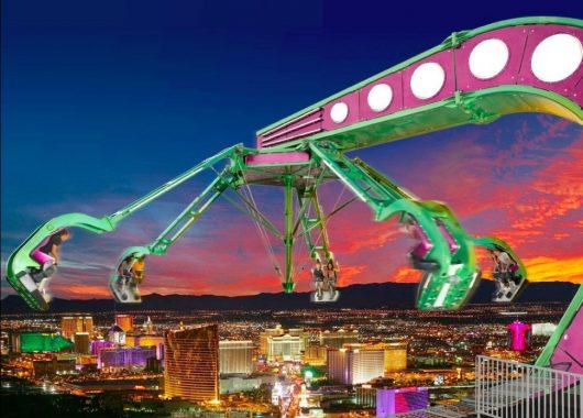 Frühbucher: 5 Nächte Las Vegas im Stratosphere Hotel mit Flug ab 699€