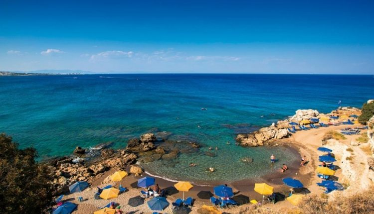 1 Woche Rhodos im Oktober: 4* Hotel mit Halbpension, Flug und Transfer ab 371€
