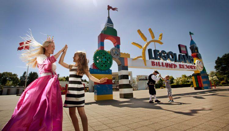 Familientickets für das Legoland in Billund ab 64€ bei Groupon (50% Rabatt)
