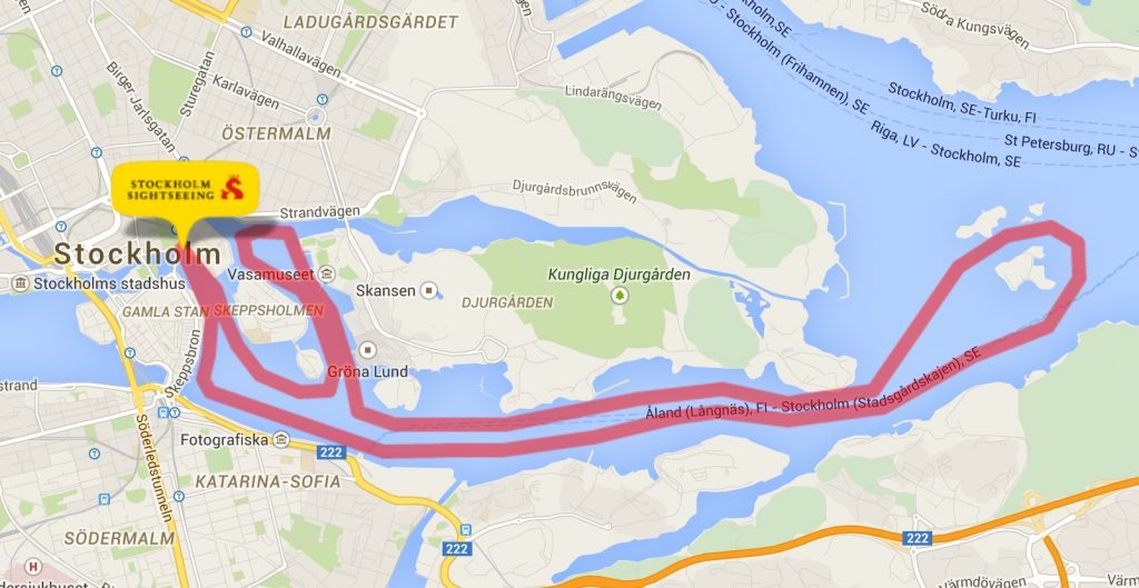 Reisebericht Stockholm Wintertour
