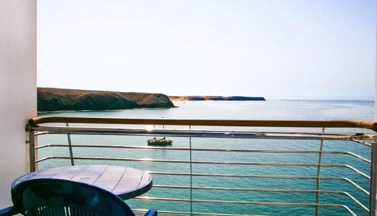 Eine Woche Lanzarote im 4* Hotel inkl. HP, Flug, Rail&Fly und Transfer ab 487€