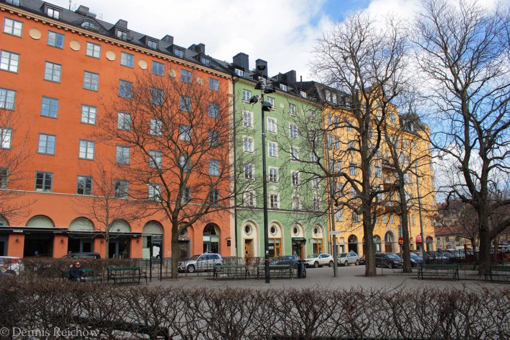 Reisebericht Stockholm haus