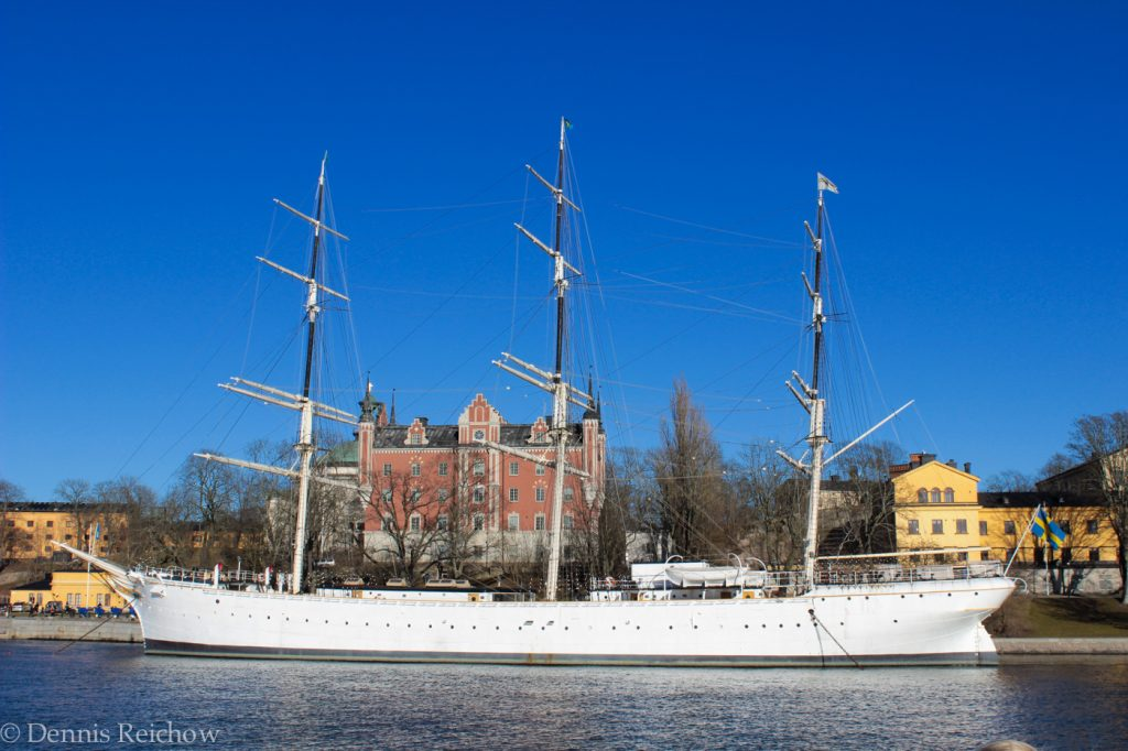 Reisebericht Stockholm Schiff