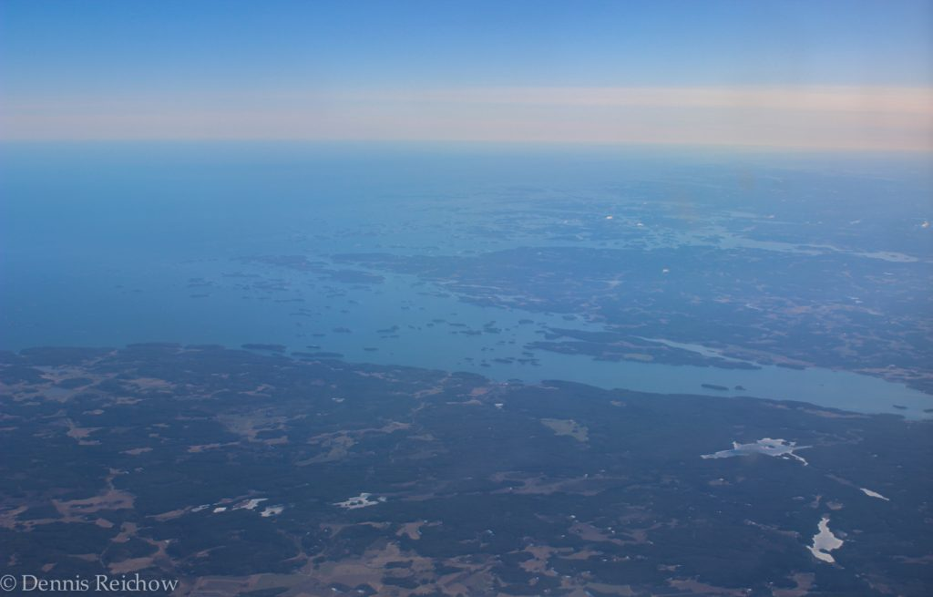 Reisebericht Stockholm Flug