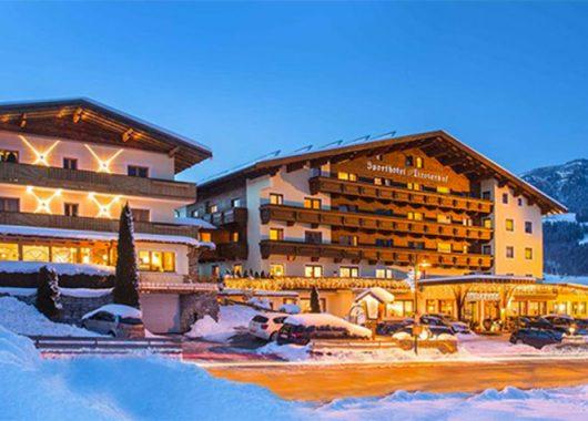 3-7 Tage in Tirol: 4* Hotel mit Halbpension & Wellnessbereich ab 149€ (oder 7 Tage über Silvester für 329€) + 15€ Kurs-Gutschein