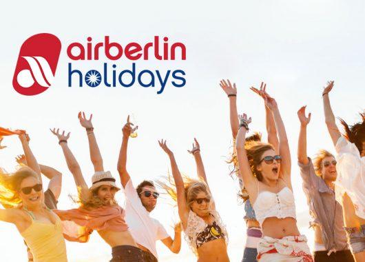 Airberlin Holidays Gutschein: 10 Prozent Rabatt auf alle Reisen
