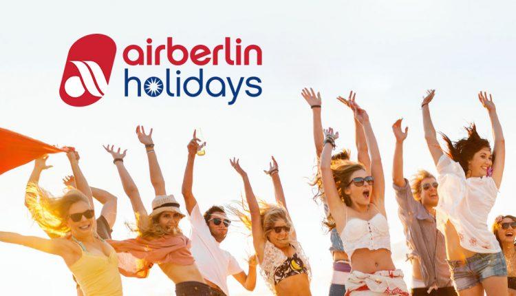 Airberlin Holiday Gutschein: 100€ Sofortrabatt auf alle Strand- und Fernreisen (nur noch heute!)