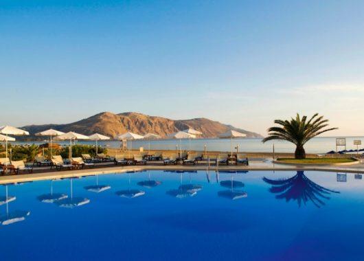 Eine Woche Kreta im 5* Hotel inkl. VP, Flug, Rail&Fly und Transfer ab 455€