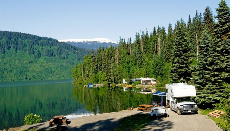 Wohnmobile in Kanada im April ab 9,99 € pro Woche bei CamperDays