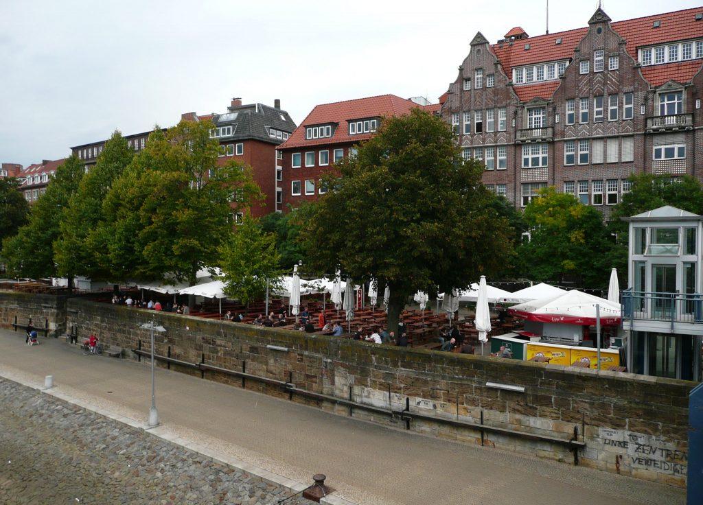 Reisetipps Bremen Schlachte