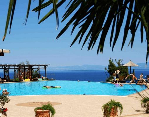 1 Woche Chalkidiki im 5* Hotel mit Halbpension und Flug ab 334€