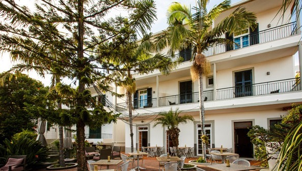 hotel flame tree madeira