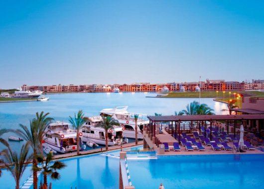 Last Minute: 1 Woche Ägypten im 4* Hotel mit All In, Flug und Transfer ab 251€