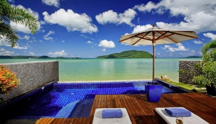 10 Tage Phuket im Dezember: 4* Resort inkl. Frühstück, Flug und Transfer ab 817€