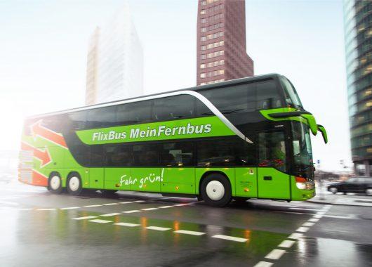 Flixbus-Aktion: Für nur 1 Euro nach Wolfsburg, Baden-Baden, Cuxhaven, Pforzheim…
