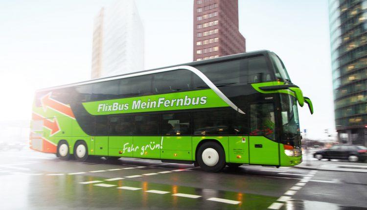 Europa-Spezial bei Flixbus: 500.000 Tickets für 9,99 € pro Fahrt