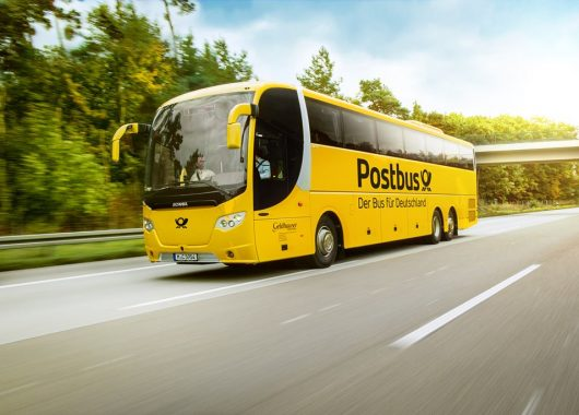 Postbus Crazy Winter: 50.000 Tickets ab 5€ (z.B. Berlin – München)