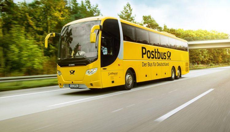 Postbus Crazy Summer: Viele Strecken innerhalb Deutschlands für 5€