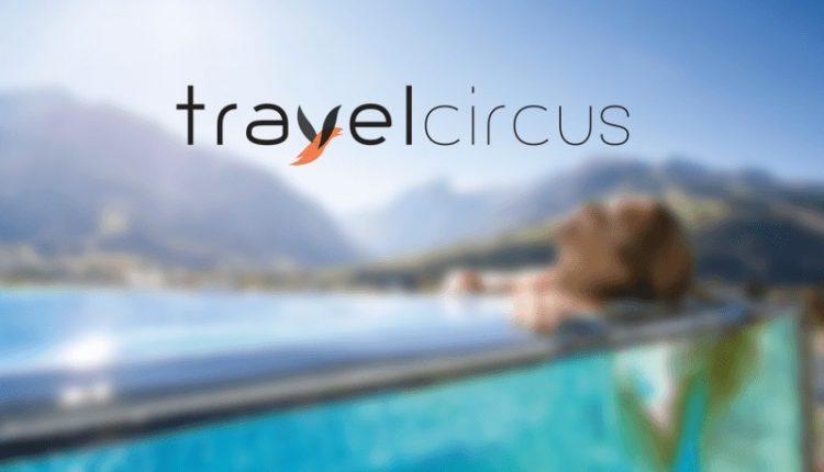 Travelcircus: 15€ Rabatt für Buchung per Paypal (Mindestbestellwert 100€)