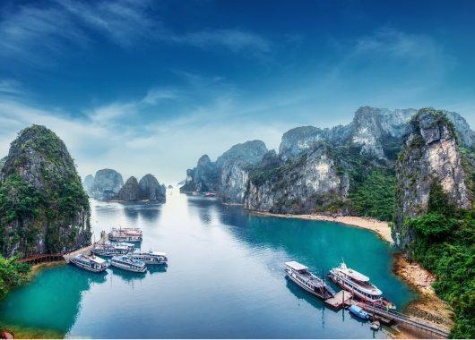 Strandurlaub Vietnam: 14 Tage im 4*Hotel mit Etihad Flügen, Transfers, Rail&Fly und Frühstück ab 902€