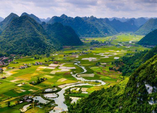 Rundreise Vietnam: 17 Nächte inkl. Frühstück, Transfers und Flügen ab 1279€