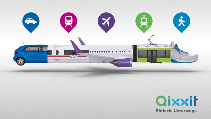 Qixxit: Die Reiseplaner-App