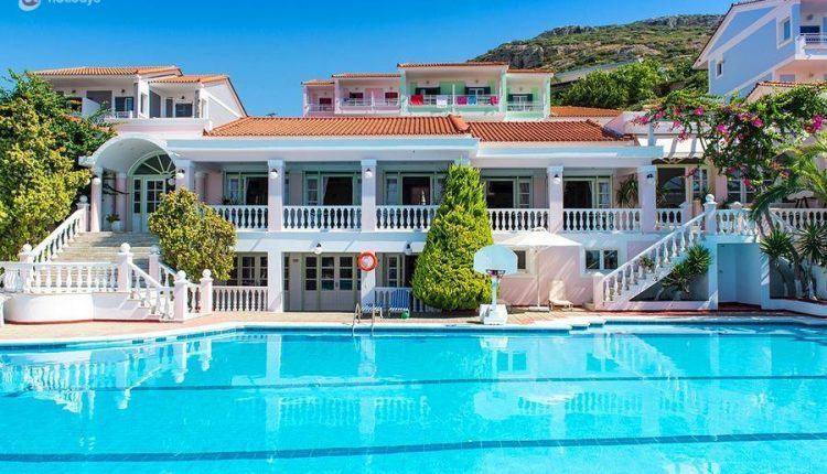 Mai: 7 Tage Samos im 3-Sterne Hotel inkl. Flug, Transfer, Frühstück ab 319€