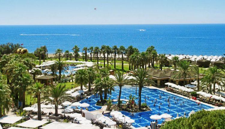 TUI Deal: Eine Woche Türkische Riviera im sehr guten 5-Sterne Hotel ALL INCLUSIVE + Flug, Transfer, Rail&Fly ab 648€