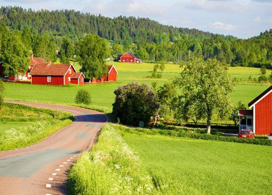 Rundreise durch Schweden: 7 oder 8 Tage inkl. Flügen und Mietwagen ab 469€
