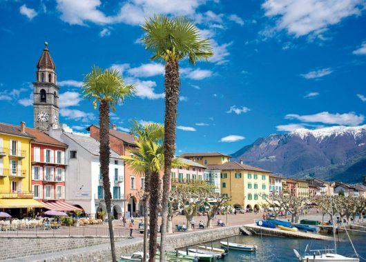 4 Tage am Lago Maggiore im 4* Hotel inkl. Frühstück und Spa-Nutzung für 114,50€ pro Person