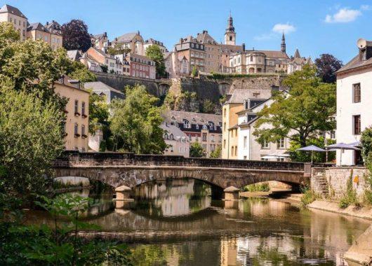 3 Tage Luxemburg im 4* Hotel mit Frühstück und Wellness für 89,99€ pro Person