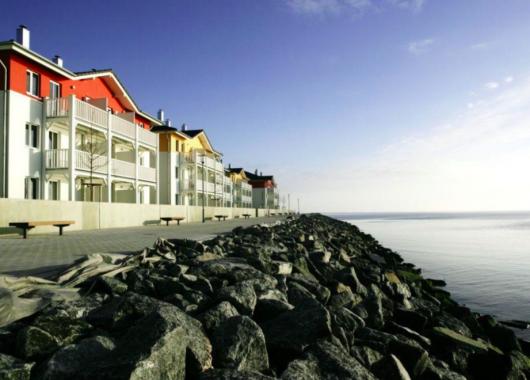 Familienurlaub an der Ostseeküste: 4 Tage im 4* Apartment mit Küche, Kamin und Wellness für 124,50€ p. P.