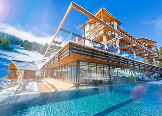 3 Tage Wellness im Salzburger Land: 4,5* Hotel inkl. Vollpension ab 249€