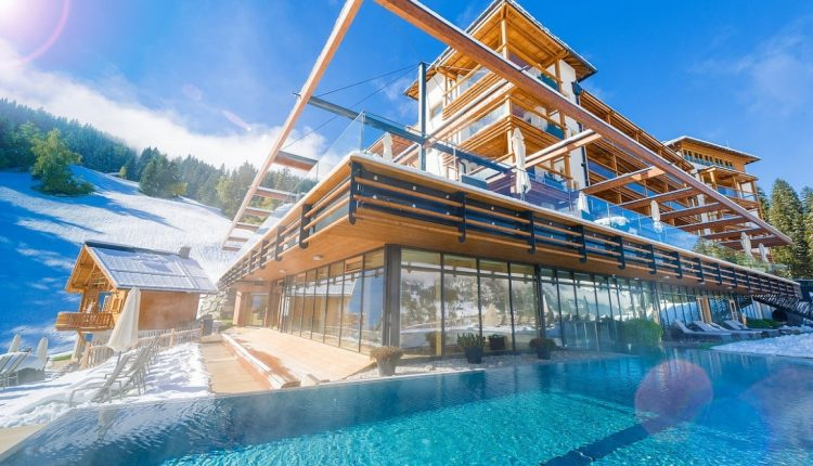 3 Tage Wellness im Salzburger Land: 4,5* Hotel inkl. Vollpension ab 249€