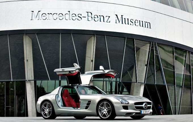Übernachtung im Nordic Hotel Stuttgart (3*) inkl. Eintritt in das Mercedes-Benz Museum ab 19€ pro Person