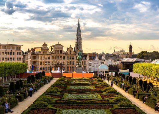 Preisknaller: Flüge von Hamburg nach Brüssel ab nur 2€ pro Person