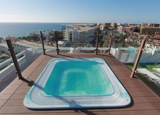Eine Woche Gran Canaria im 4* FKK-Hotel inkl. HP, Flug und Transfer ab 490€