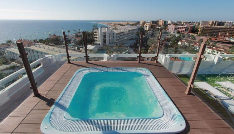 Eine Woche Gran Canaria Im 4 Fkk Hotel Inkl Hp Flug Und Transfer