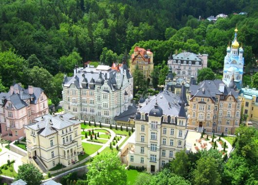 3 Tage Wellness im 5* Spa Resort in Karlsbad inkl. Frühstück, Dinner und Thermalbad ab 139€