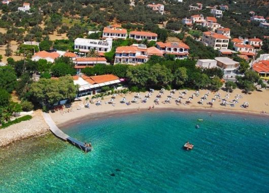 2 Wochen Samos im 3* Hotel inkl. Halbpension, Flug und Transfer ab 419€