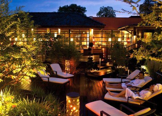3 Tage Wellness in Bad Salzuflen: 4* Hotel inkl. Frühstück und Eintritt in die Bali Therme Bad Oeynhausen für 89€