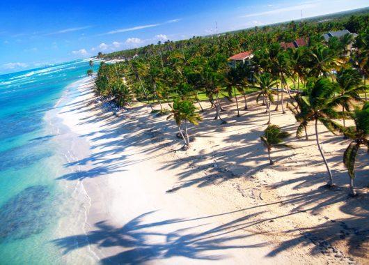 9 Tage DomRep im 4* Resort mit All In, Flug, Rail&Fly und Transfer ab 824€
