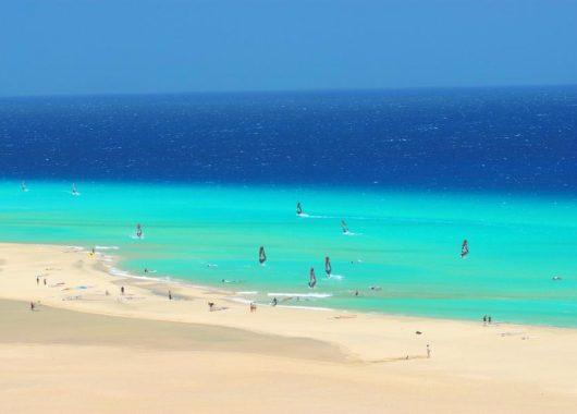 Fuerteventura: Eine Woche im 3* Hotel inkl. Flug und Transfer ab nur 329€
