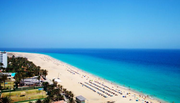 Fuerteventura: Eine Woche im guten 4* Hotel inkl. Flug und Transfer ab 344€