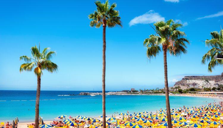 Gran Canaria: 7 Tage inkl. Flug, Hotel, Transfer und Rail & Fly ab 355€ pro Person