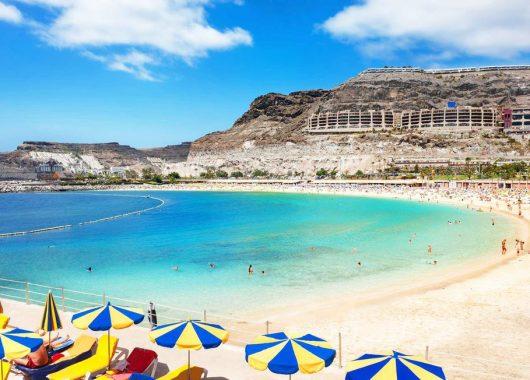 Gran Canaria im Januar: 1 Woche im guten Hotel inkl. Flug, Transfer und Frühstück ab 389€