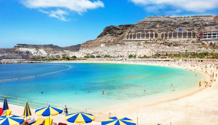 Gran Canaria: Eine Woche im 3* Hotel inkl. Flug, Rail & Fly und Transfer ab 371€ pro Person